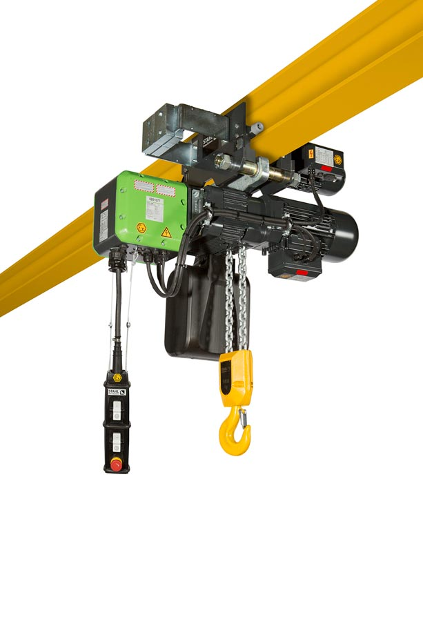 Electric chain hoists - Rotomatik